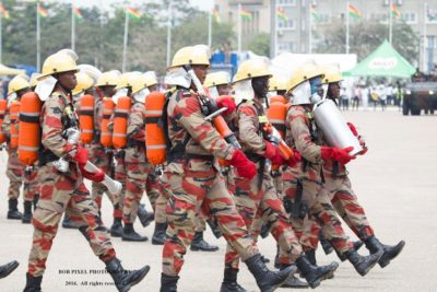 Ghana National Fire Service Recruitment