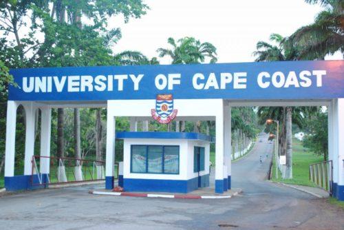 UCC Undergraduate Admission Form